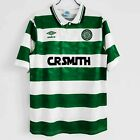 FC Celtic Home and Away Retro Shirt 1989-91Scottish Clubs - 112992