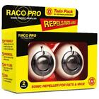 Raco Pro Sonic Rodent Repeller Full Home Protection Clean & Easy Use Economical