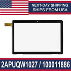 """USA Touch Screen Digitizer Glass For Onn 10.1"""" Tablet 2APUQW1027 Model 100011886"""