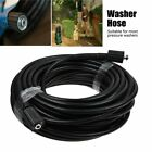 Pressure Washer Hose 3000 PSI 25/50/100 FT High Power Cleaner Extension Pipe M22
