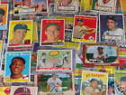 100 VINTAGE BASEBALL CARDS w Mickey Mantle Items