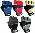 GEL PADDED FJS CYCLING / CYCLE / WHEELCHAIR SPORTS BMX  MTB BIKE BICYCLE GLOVES