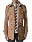 THELEES Mens luxury fantastic design slim fit blazer jacket Collection