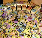 100 POKEMON TRADING CARDS WITH RARES, FOILS PROMO!