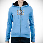 DC Shoes Womens Imagination Hoodie Sherpa Lined Jacket zip sweatshirt S-L NEW