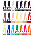 Colorful Opaque Collants Bas Pantyhose Tights Leggings 80 Denier Color Colour