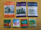 7 x miniature packets of crisps modern 1/12th doll's house shop dolls
