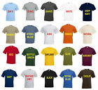 FRUIT OF THE LOOM SUPER PREMIUM T-SHIRT HEAVY WEIGHT FREE P&P