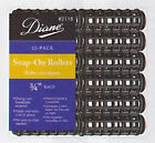 DIANE BLACK SNAP-ON HAIR ROLLERS (5 SIZES AVAILABLE)