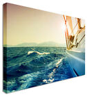 LARGE Sailing Canvas Wall Art Pictures For Home Interiors
