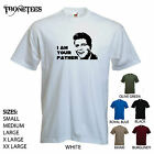 'I AM YOUR FATHER'  (Cliff Richard) Funny Mens Star Wars T-shirt. S-XXL.