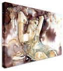 Large Nude Woman Painting Pose Canvas Wall Art Pictures