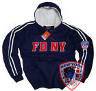 FDNY Shirt Hoodie Sweatshirt Officially Licensed by The New York City Fire Dep