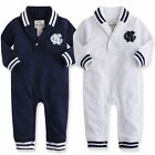 "NWT Vaenait Baby Newborn Toddler Girl Boy Jumpsuit One-Piece Outwear ""C.N Mark"""