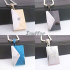 Family & Friends Stainless Steel Envelope Pendant Inoffer Item ID:I3045