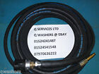 KARCHER EXTENSION HOSE 5,10,15,20,25,30 METER K SERIES QUICK RELEASE RUBBER 1W