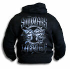 Mens Womans Hoodie Theatre Dance Comedy Drama Tragedy Juxtaposed Masks Sm - 2XL