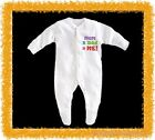 BabyGro / Sleepsuit Boy/Girl/Unisex - mom x dad = me