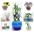 20 bag Magic Crystal Mud Soil Water Beads Flower Planting Wedding Vase Decor New