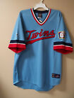 "Minnesota Twins 80s ""Cooperstown"" Throwback ROAD Jersey by Majestic on Ebay"