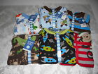 "NWT Carter's Fleece Boy's Pajamas 5T ""U Choose"""
