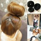 Fashion Black Hair Styling Magic Bun sponge round hairband Tool Twist for girls