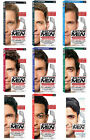 3 x JUST FOR MEN AUTOSTOP FOOLPROOF HAIRCOLOUR, MANY COLOURS!