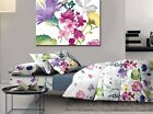 BELLA Queen/King Size Bed Quilt/Doona/Duvet Cover Set New 100% Cotton 193