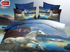 BRIGHTON Queen/King Size Bed Quilt/Doona/Duvet Cover Set New 100% Cotton 195