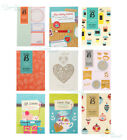 Luxury Sticky Notes/Labels/Stickers - Designs for all Occasions & Wrapping -KTWO