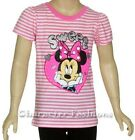 MINNIE MOUSE 4 5 6 6X Girls SHIRT TEE TOP Disney