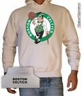 FELPA UNISEX CON CAPPUCCIO BOSTON CELTICS 1 by SHIRTSERVICE