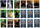 Star Wars  Force Attax Movie Series 1 Base Cards 176 - 192