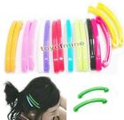 1 pc Small Candy Colors Rainbow Hair Clip Barrette Bobby Pin Hairpin