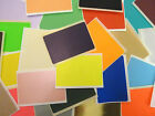 99x65mm Rectangle Colour Code Stickers Coloured Sticky Self-Adhesive Labels