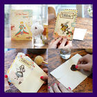 Brand New 7321 Greeting Card With Envelope - Le petit prince wizard of oz alice