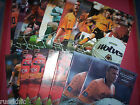 1998/99 WOLVES HOME PROGRAMMES