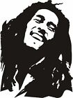 Bob Marley wall art sticker decal Large