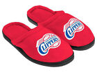 Los Angeles Clippers MENS Slippers Black Rubber Sole by Forever Collectibles on eBay