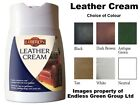 Liberon Leather Cream - for furniture, bags, coats, saddles etc Choice of Colour