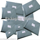 Strong Poly Mailing / Postal Bags ~ Grey ~ Select Size & Qty *FREE DELIVERY*