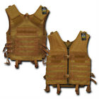 Tactical Gear Modular Style Vest- Rapid Dominance T201-Mil Spec MOLLE Compatible