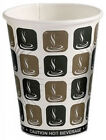 Disposable Paper Hot Drinks Cups - Tea Coffee Espresso Cappuccino Chocolate