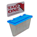 Outdoor Card Holder for pest control Truck equipment vehicle Stick on High bond