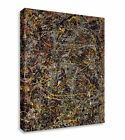 Jackson Pollock Wall Art Canvas Prints Art Cheap