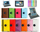 360� Rotating Leather Cover Case For Samsung Galaxy Note 10.1 GT-N8000 N8010