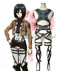 Attack on Titan Shingeki no Kyojin New Belts and harness Cosplay Straps  Skirt