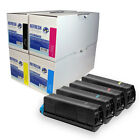OKI C3200 C3200N REMANUFACTURED LASER TONER AND DRUM CARTRIDGE PACKAGES