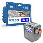NEOPOST FRANKING MACHINE 300621 BLUE COMPATIBLE INK CARTRIDGE 10230-800