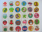 Vintage Scratch and Sniff Stinky Matte Trend Stickers Collectible - You Choose